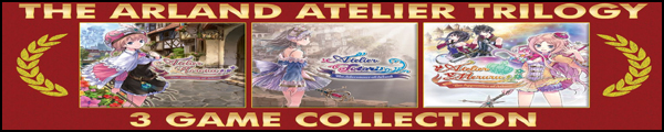 Atelier Arland Trilogy - PS3 06/03/2015 (EU), TBA (US)