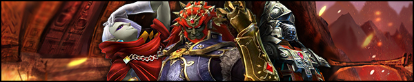 Hyrule Warriors Boss Pack DLC - WiiU<br>February/March 2015